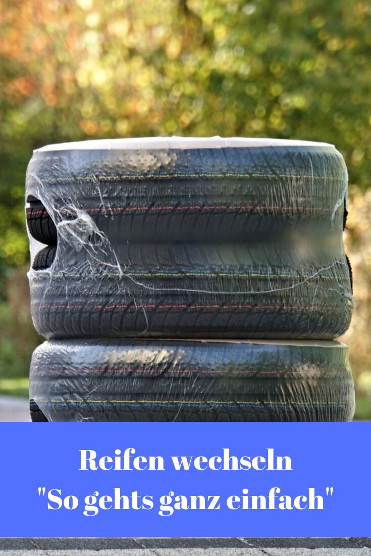 Reifen selbst wechseln